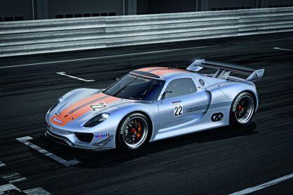 2012 Porsche 918 RSR 3