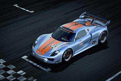 2012 Porsche 918 RSR 4