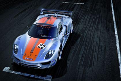 2012 Porsche 918 RSR 5