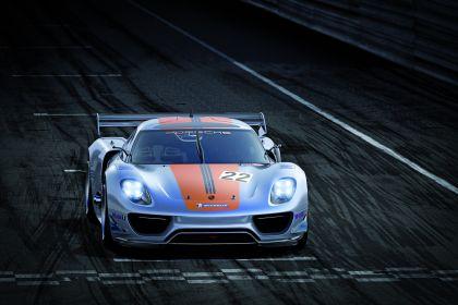 2012 Porsche 918 RSR 8