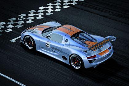 2012 Porsche 918 RSR 9