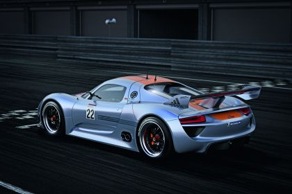 2012 Porsche 918 RSR 10
