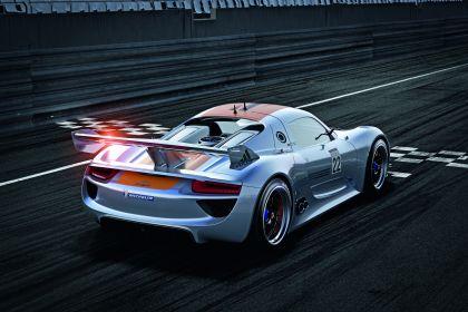 2012 Porsche 918 RSR 11