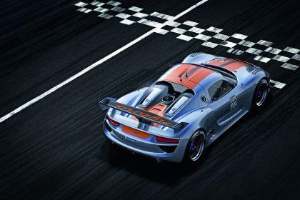 2012 Porsche 918 RSR 12