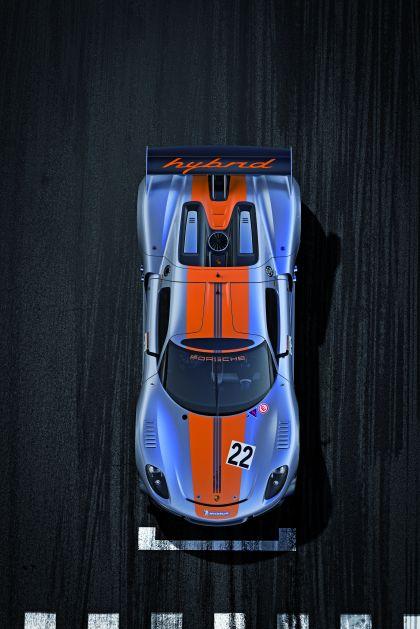 2012 Porsche 918 RSR 15