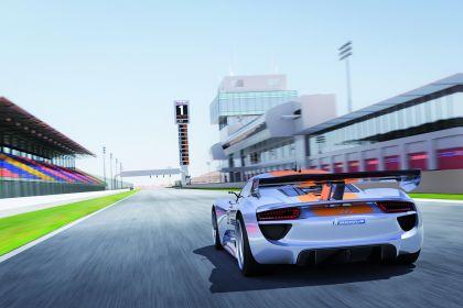2012 Porsche 918 RSR 21