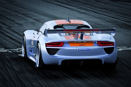 2012 Porsche 918 RSR 22
