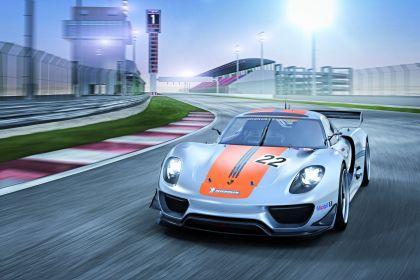 2012 Porsche 918 RSR 23