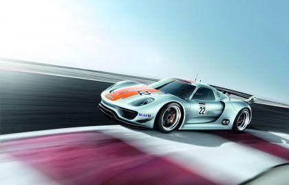 2012 Porsche 918 RSR 24