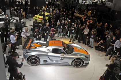 2012 Porsche 918 RSR 29