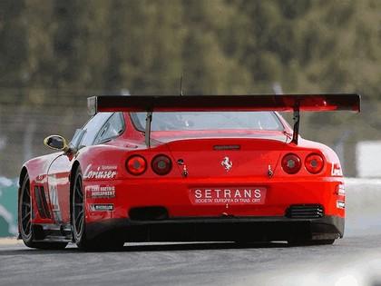2001 Ferrari 550 Maranello GTS 3