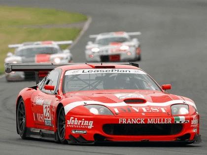 2001 Ferrari 550 Maranello GTS 7