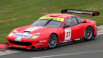 2001 Ferrari 550 Maranello GTS 4
