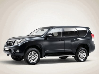 2010 Toyota Land Cruiser 3