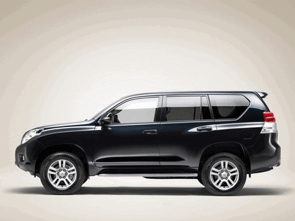 2010 Toyota Land Cruiser 4