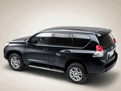 2010 Toyota Land Cruiser 5