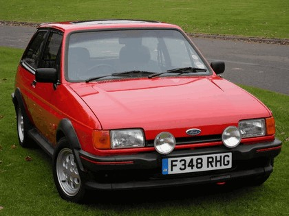 1985 Ford Fiesta XR2 1