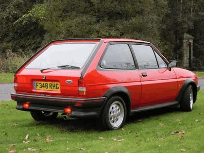 1985 Ford Fiesta XR2 4