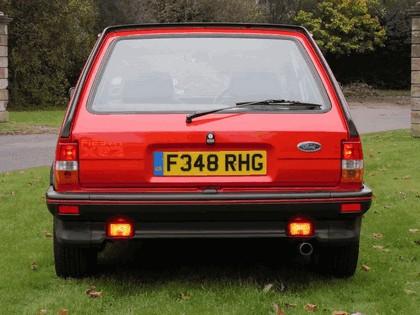 1985 Ford Fiesta XR2 5