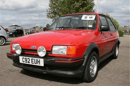 1985 Ford Fiesta XR2 8