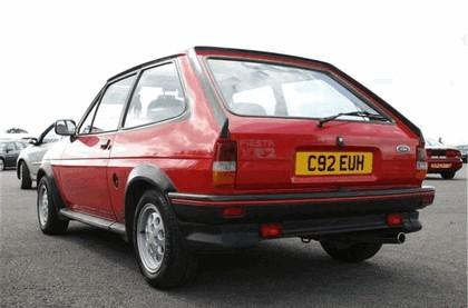 1985 Ford Fiesta XR2 9