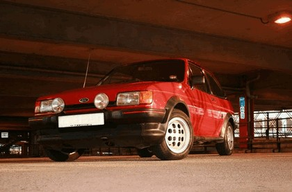 1985 Ford Fiesta XR2 10