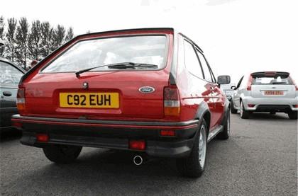 1985 Ford Fiesta XR2 11