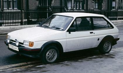 1985 Ford Fiesta XR2 13
