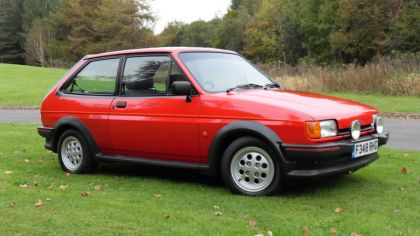 1985 Ford Fiesta XR2 4