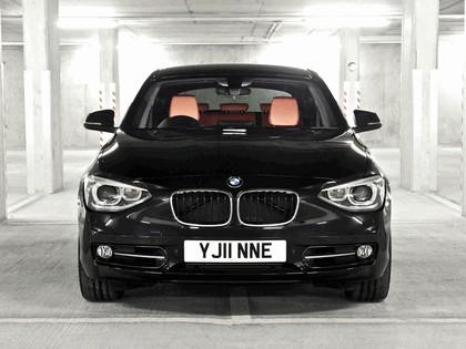 2011 BMW 118i ( F20 ) 5-door Sport Line - UK version 4