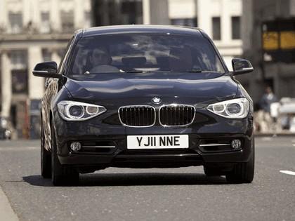 2011 BMW 118i ( F20 ) 5-door Sport Line - UK version 6