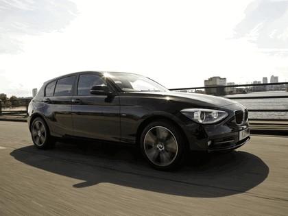 2011 BMW 118i ( F20 ) 5-door Sport Line - UK version 8