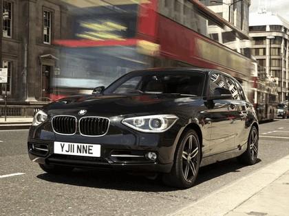 2011 BMW 118i ( F20 ) 5-door Sport Line - UK version 15