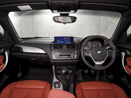 2011 BMW 118i ( F20 ) 5-door Sport Line - UK version 19