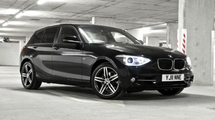 2011 BMW 118i ( F20 ) 5-door Sport Line - UK version 9