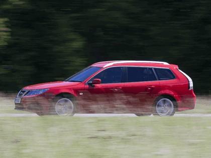 2011 Saab 9-3 Griffin SportCombi - UK version 12