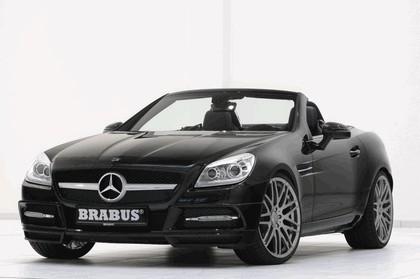 2011 Mercedes-Benz SLK by Brabus 1