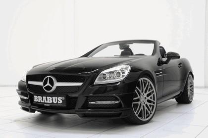 2011 Mercedes-Benz SLK by Brabus 2