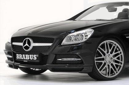 2011 Mercedes-Benz SLK by Brabus 7