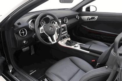 2011 Mercedes-Benz SLK by Brabus 15