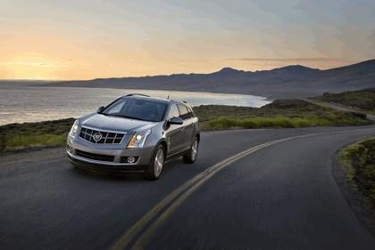 2012 Cadillac SRX 4