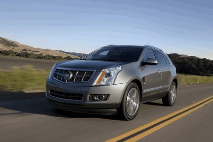 2012 Cadillac SRX 5