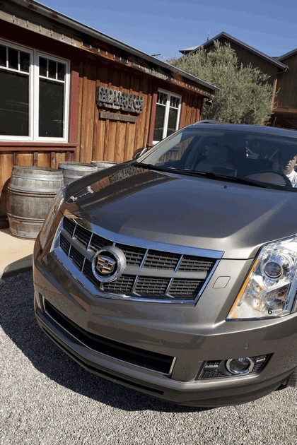 2012 Cadillac SRX 12