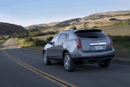 2012 Cadillac SRX 14