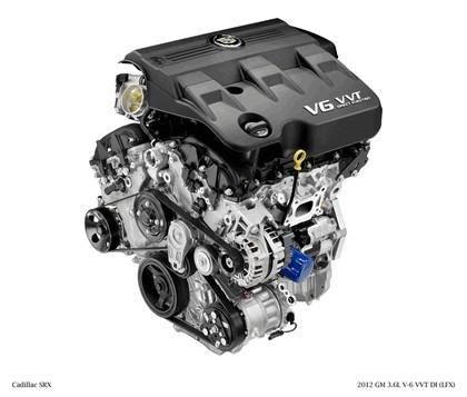2012 Cadillac SRX 33
