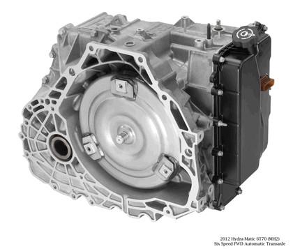 2012 Cadillac SRX 35