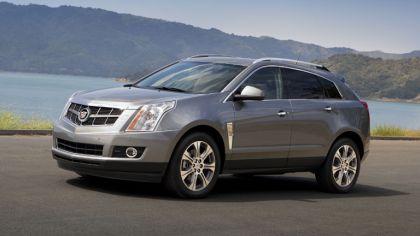 2012 Cadillac SRX 9
