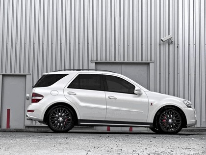 2011 Mercedes-Benz ML350 Bluetech ( powered by Brabus ) by Kahn Design 2