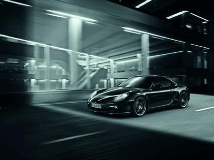 2011 Porsche Cayman S Black Edition 1