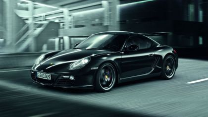 2011 Porsche Cayman S Black Edition 1